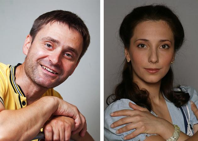 Андрей Сорока и Инга Цабе-Рябая