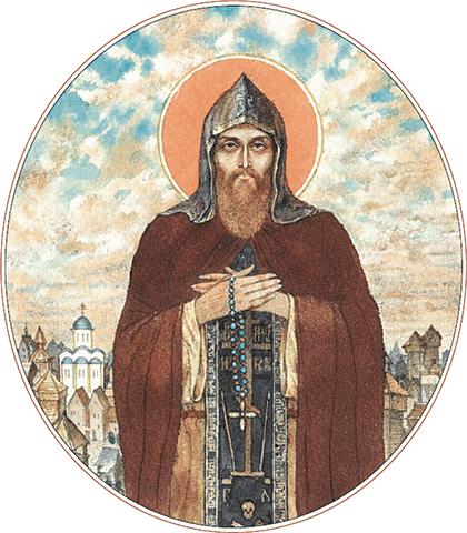 Князь Даниил Александрович Московский