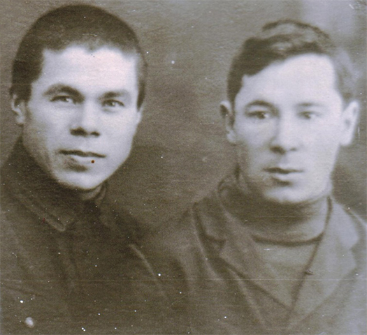 Фатых Карим и Муса Джалиль (1929)