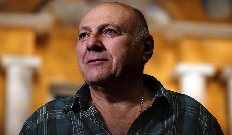 Актер Сергей Газаров