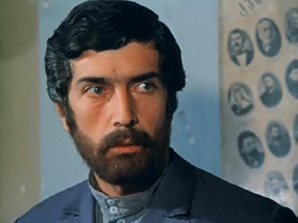 Первый муж – Ираклий Хизанишвили