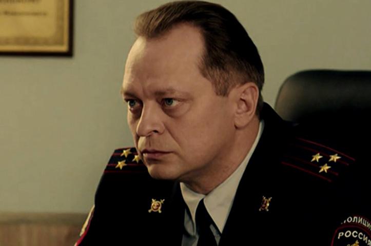 Анатолий Кот в сериале «Ищейка»