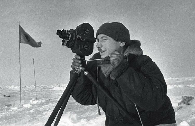 Исследователь арктики Иван Папанин
