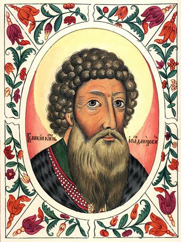 Самый известный сын — Иван Калита