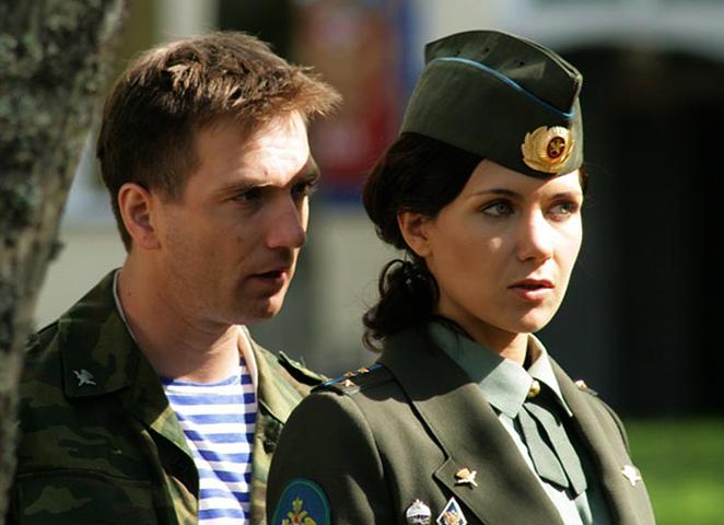 Петр Красилов и Екатерина Климова