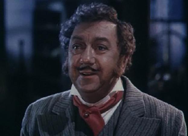 В комедии «Портрет мадемуазель Таржи» (1991)