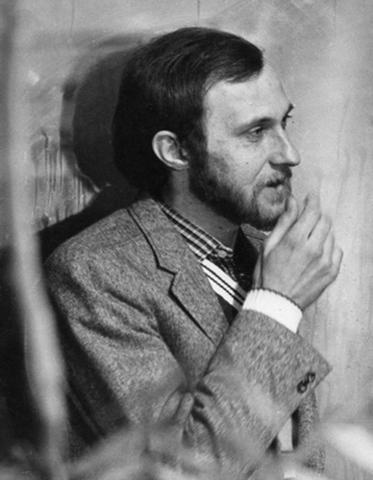 Николай Лырчиков в молодости
