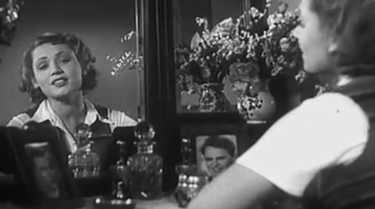 В фильме «Моя любовь» (1940)