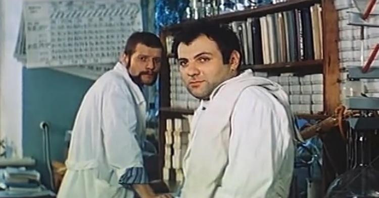 В фильме «Незваный друг» (1980)