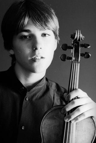 Дэвид Гарретт в 13 лет