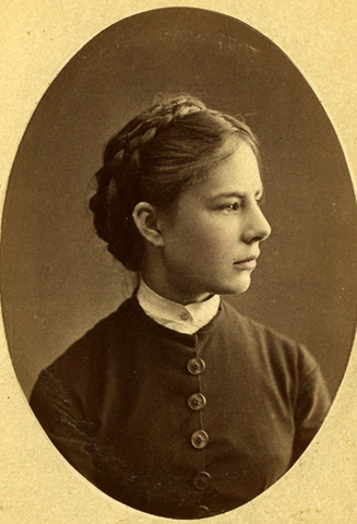 Ольга Белокопытова (1873)