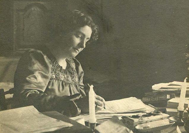 Писательница Эдит Несбит