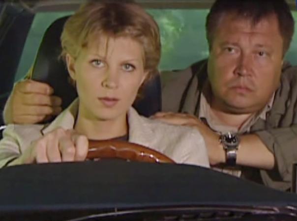 В сериале «Полиция Хоккайдо. Русский отдел» (2010)