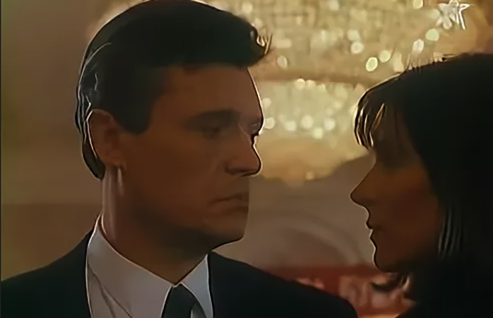 В фильме «President и его женщина» (1996)