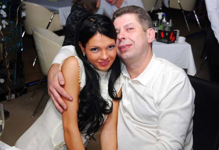 Наталья Бардо и Сергей Русаков