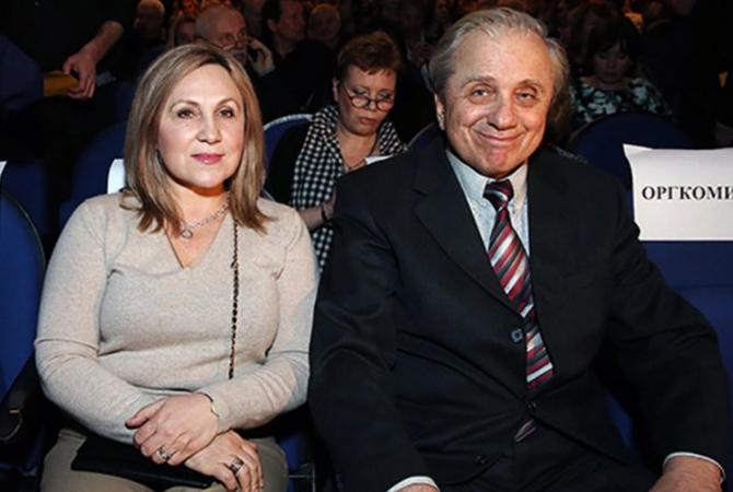 Со второй женой Любовью