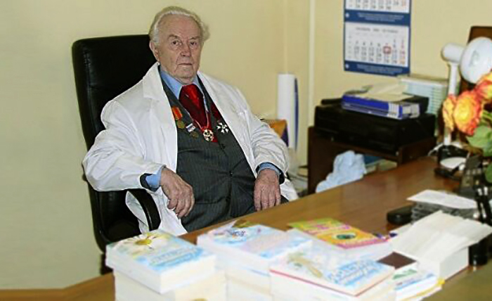 Знаменитый ученый Георгий Сытин