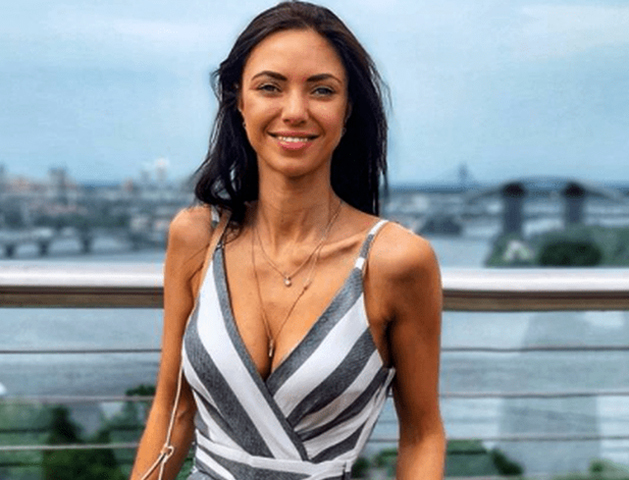 Певица Виктория Смеюха
