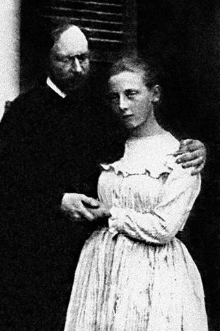 Вячеслав Иванов и Вера Шварсалон