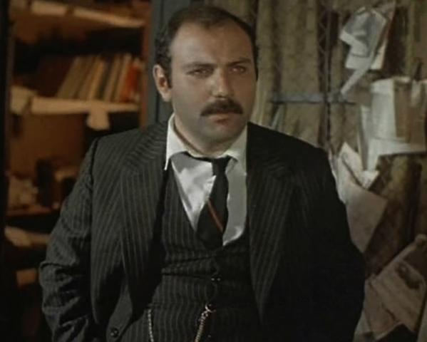 В фильме «Выигрыш одинокого коммерсанта» (1984)