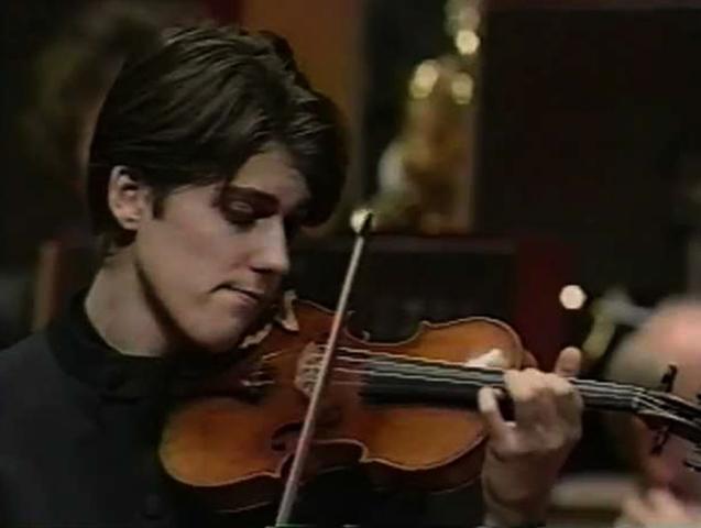 Дэвид Гарретт в 1997 году