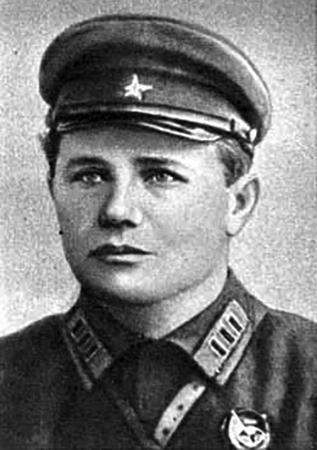 Андрей Еременко в молодости