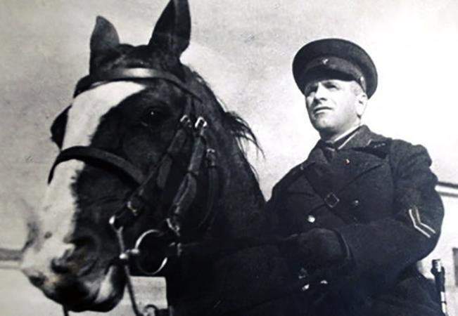 Генерал Лев Доватор
