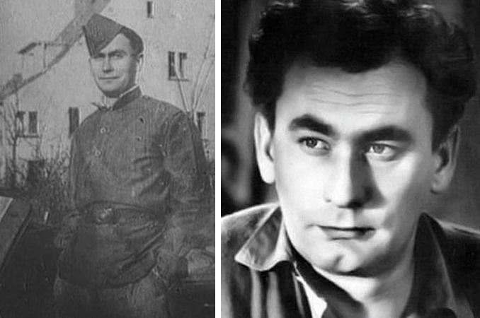 Владимир Самойлов в молодости