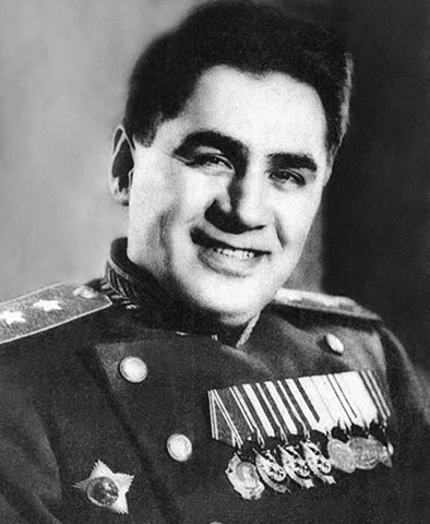 Знаменитый разведчик Павел Судоплатов