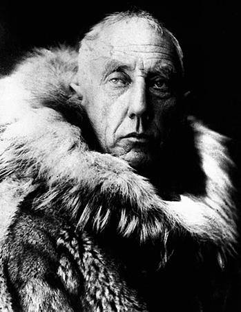 Полярный исследователь Руаль Амундсен