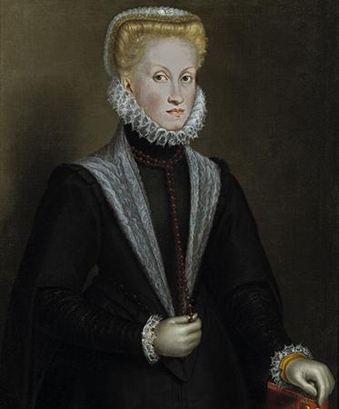 Четвертая жена — Анна Австрийская
