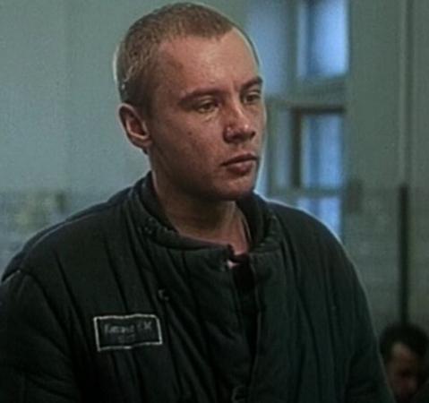 В роли заключенного Колгана в культовом фильме «Беспредел» (1989)