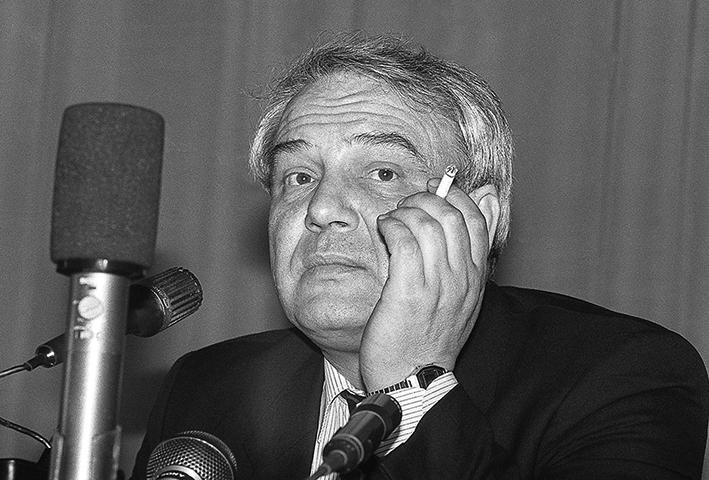 Правозащитник Владимир Буковский