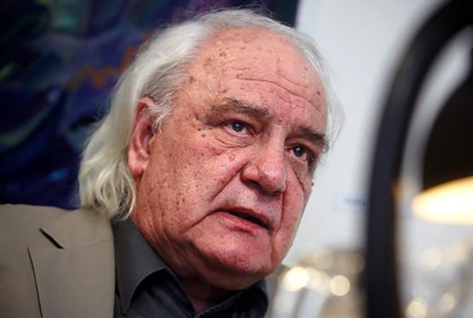 Владимир Буковский в старости