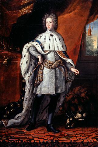 15-летний Карл в 1697 году
