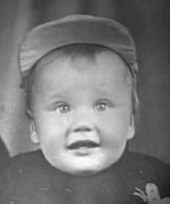Андрей Ташков в детстве