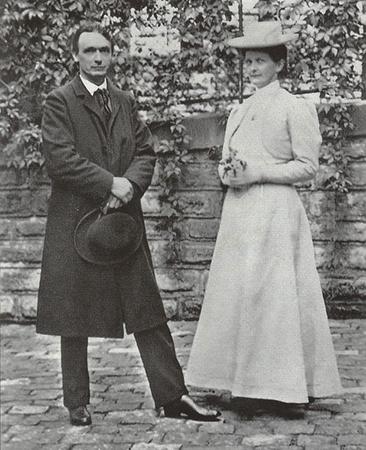 Рудольф Штейнер и Мария фон Сиверс