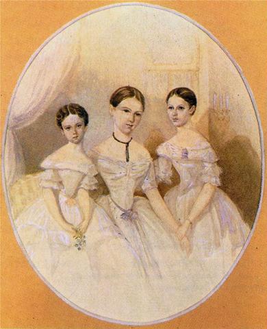 Дочери Трубецких