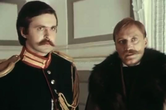 В фильме «Дело Сухово-Кобылина» (1991)
