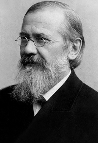 Историк Василий Ключевский