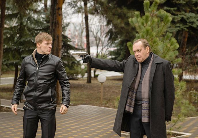 В фильме «Криминальный доктор» (2021)