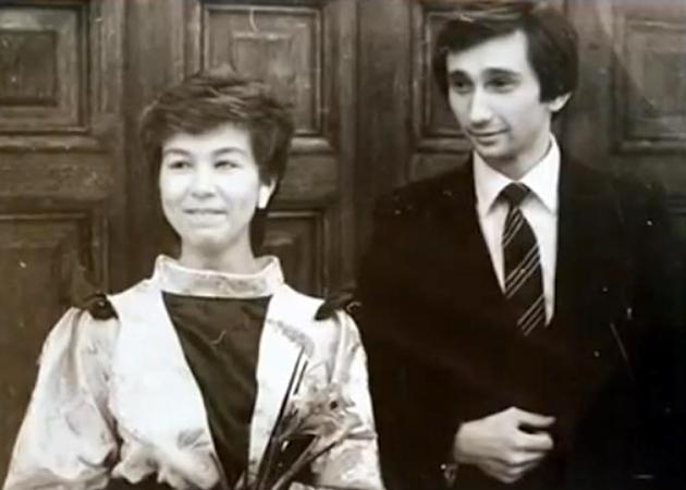 Ксения Стриж и Игорь Минаев