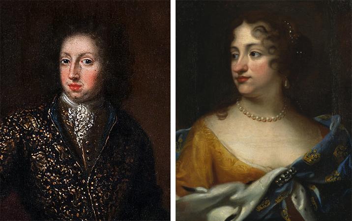 Родители — Карл XI и Ульрика Элеонора