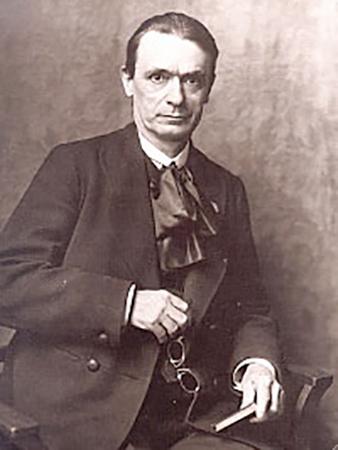 Рудольф Штейнер в 1900 году