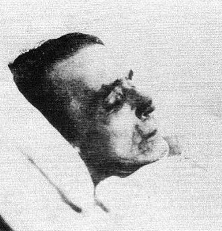 Рудольф Штейнер на смертном одре