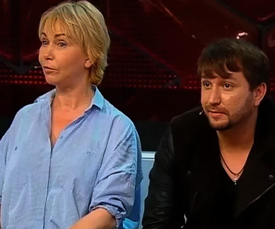 Ксения Стриж и Андрей Сусиков