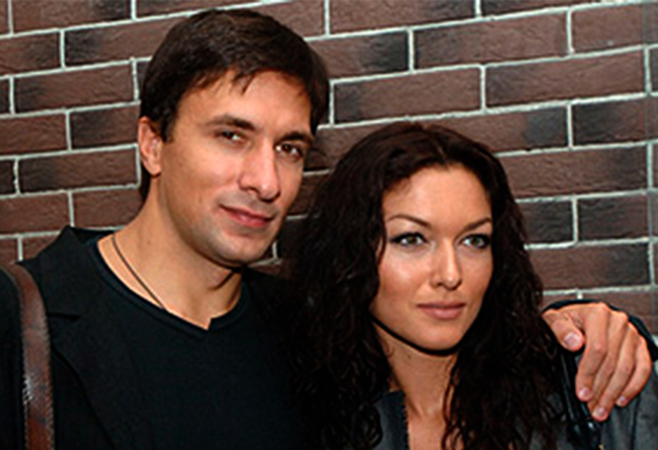Григорий Антипенко и Юлия Такшина
