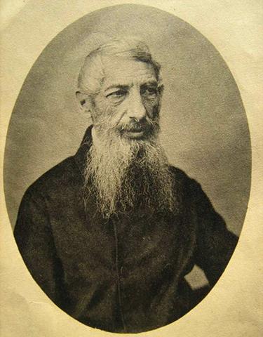 Сергей Петрович Трубецкой. Фото 1857 г.