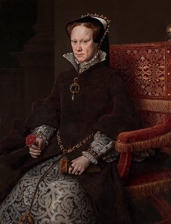 Вторая жена — Мария Тюдор