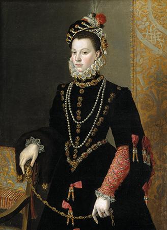 Третья жена — Изабелла Валуа